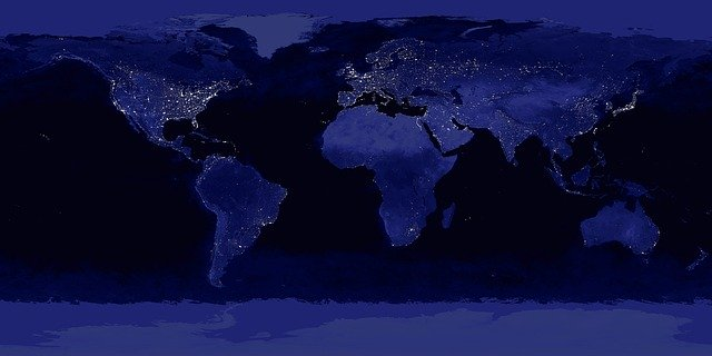 Our Earth at Night